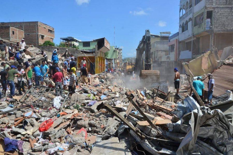 Kiewitfonds steunt Ecassef in Ecuador