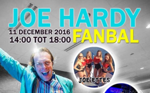 Joe Hardy Fanbal in OC De Binder