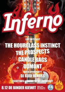 """Inferno voor """"de Warmste Week"""""""